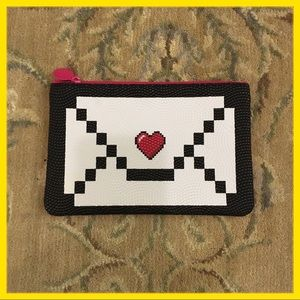 $5 or Free w/ purchase $25 & up. Ipsy 8-bit pouch